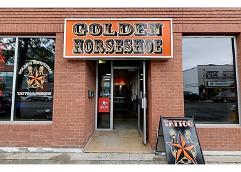 St Catharines tattoo shop Golden Horseshoe Tattoo