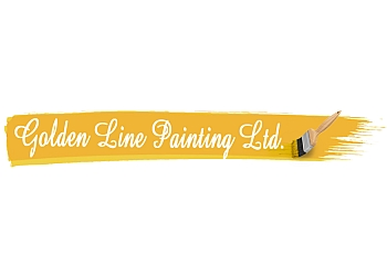 Grande Prairie painter Golden Line Painting Ltd.
