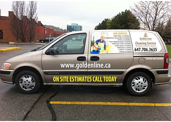 Richmond Hill house cleaning service Golden Line Property Maintenance