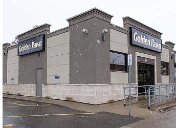London pawn shop Golden Pawn