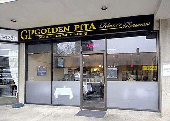 Burnaby mediterranean restaurant Golden Pita
