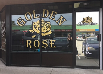 Maple Ridge tattoo shop Golden Rose Tattoo and Piercing Inc.
