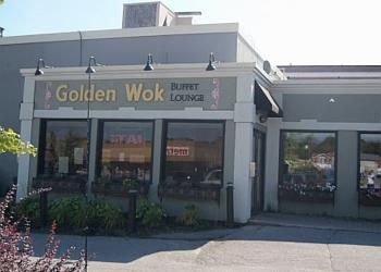 Orillia chinese restaurant Golden Wok