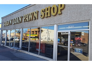 Edmonton pawn shop Gold'n Loan Pawn Shop Ltd.
