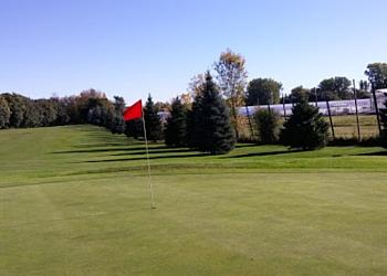 Laval golf course Golf UFO