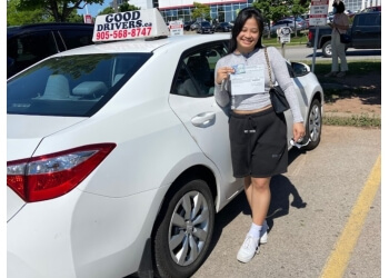 Mississauga driving school Good Drivers