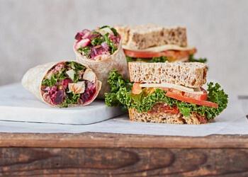 St Albert cafe Good Earth Coffeehouse