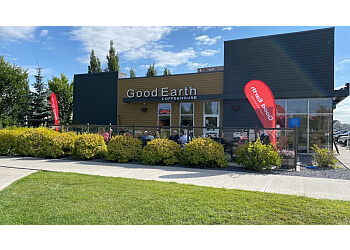 Airdrie cafe Good Earth Coffeehouse & Bakery