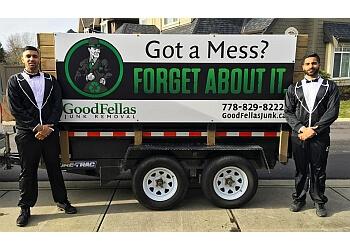 Richmond junk removal GoodFellas Junk Removal