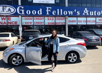 Toronto used car dealership Good Fellow's Auto Wholesalers