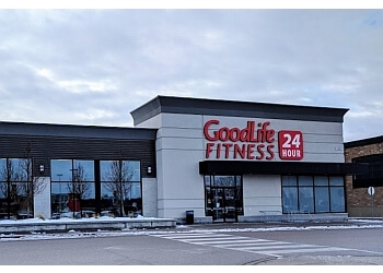 Ajax gym GoodLife Fitness