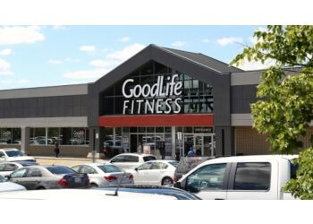 Brampton gym GoodLife Fitness