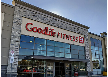 Guelph gym GoodLife Fitness