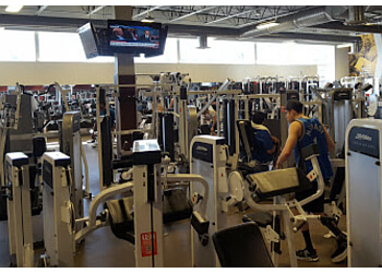 Halton Hills gym GoodLife Fitness