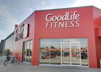 Hamilton gym GoodLife Fitness