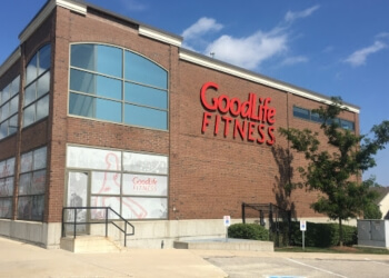 Kitchener gym GoodLife Fitness