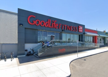 Newmarket gym GoodLife Fitness