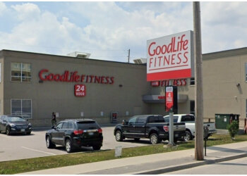 North Bay gym GoodLife Fitness