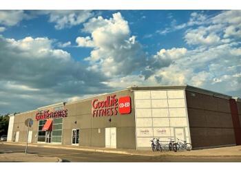 Oakville gym GoodLife Fitness