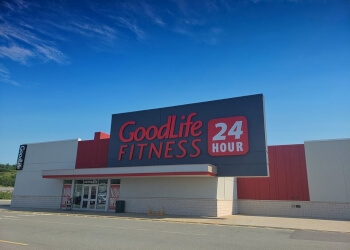 Saint John gym GoodLife Fitness