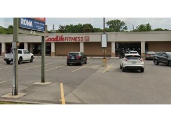 Sarnia gym GoodLife Fitness