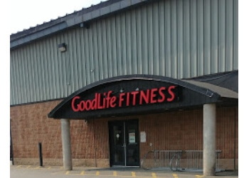 Sault Ste Marie gym GoodLife Fitness