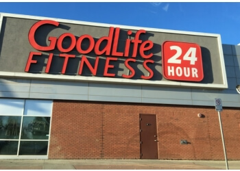 Sherwood Park gym GoodLife Fitness
