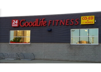 Waterloo gym GoodLife Fitness