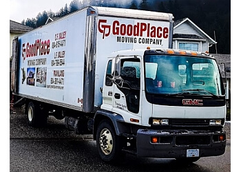 Abbotsford moving company Good Place Moving