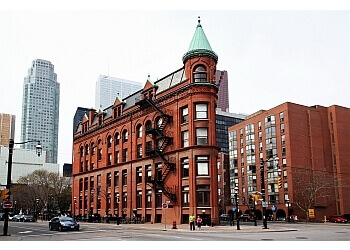 Toronto landmark Gooderham Building