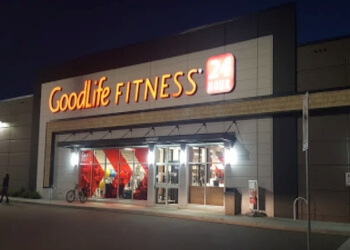 Prince George gym Goodlife Fitness