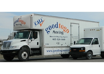 Lethbridge moving company Goodtogo Moving
