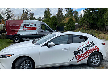 Coquitlam painter Gordon Drywall and Painting