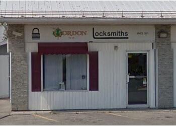 Belleville locksmith Gordon Locksmiths
