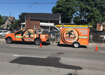 Abbotsford gutter cleaner Gorilla Property Services