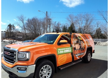 Halifax window cleaner Gorilla Property Services