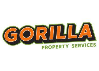 Red Deer window cleaner Gorilla Property Services