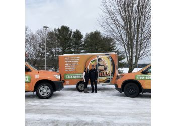 Sudbury window cleaner Gorilla Property Services