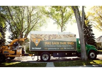 Edmonton tree service Got Stump Inc.