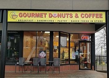 Langley bagel shop Gourmet Donuts & Coffee