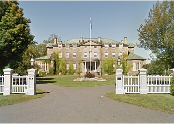 Fredericton landmark Government House