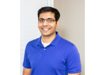 Oshawa physical therapist Gowtham Pidaparthi, pT