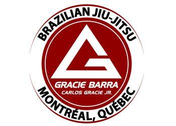 Montreal martial art Gracie Barra Montreal