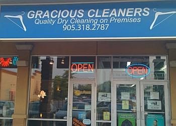 Hamilton dry cleaner Gracious Cleaners