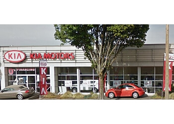Victoria car dealership Graham Kia