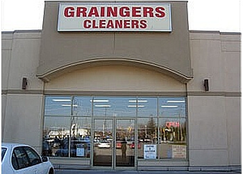 Grainger's Cleaners Peterborough Dry Cleaners