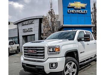 Granby car dealership Granby Chevrolet Cadillac Buick GMC Inc.