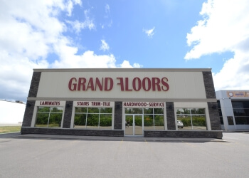 Barrie flooring company Grand Floors Ltd.