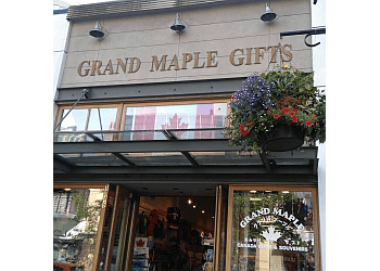 Vancouver gift shop Grand Maple Gifts