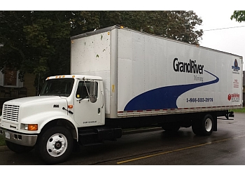 Cambridge moving company Grand River Moving